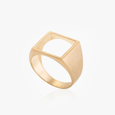 COLOR & FORM FREE ME SQUARE RING