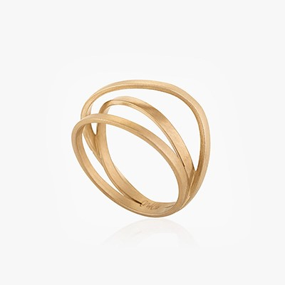 COLOR & FORM OVERSIZE RING