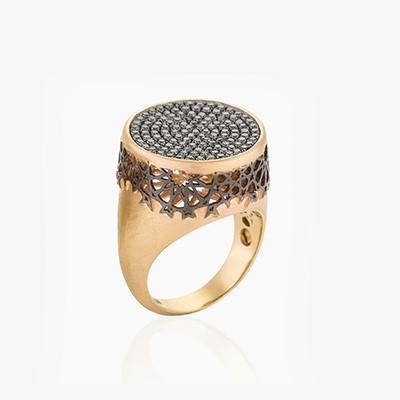IDENTITY EAST DIAMOND RING