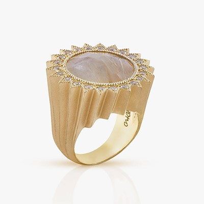 POWER OF LIGHT VENUS DIAMOND RING
