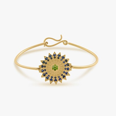 POWER OF LIGHT VENUS BIG BANGLE
