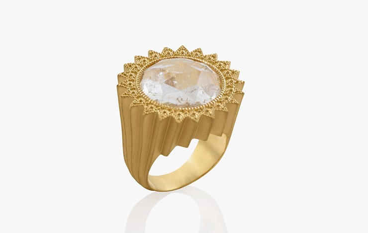 POWER OF LIGHT VENUS PURE RING