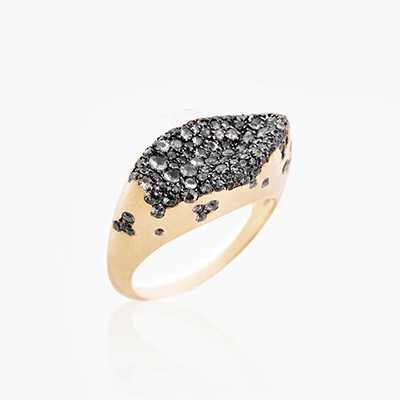 BABY MALAK ORIGINAL MARQUISE RING