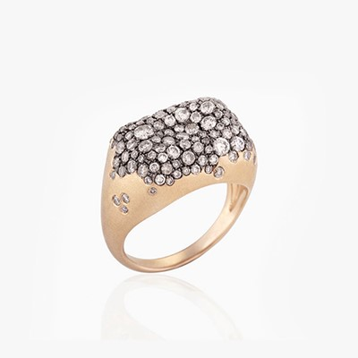 BABY MALAK ORIGINAL RECTANGLE RING