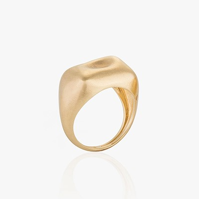 BABY MALAK ORIGINAL PURE RECTANGLE RING