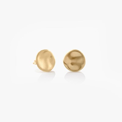BABY MALAK MINI PURE ROUND EARRINGS