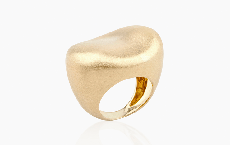 MALAK OVAL RING