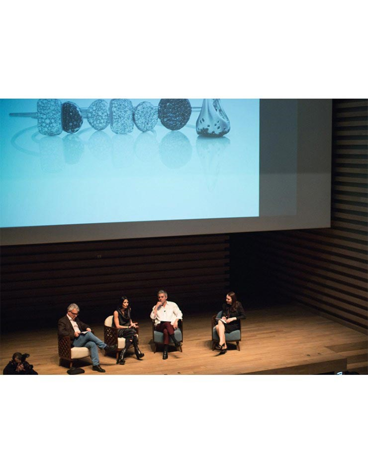 Katerina Perez Takes over Beirut - Nada G and Selim Mouzannar Panel Talk