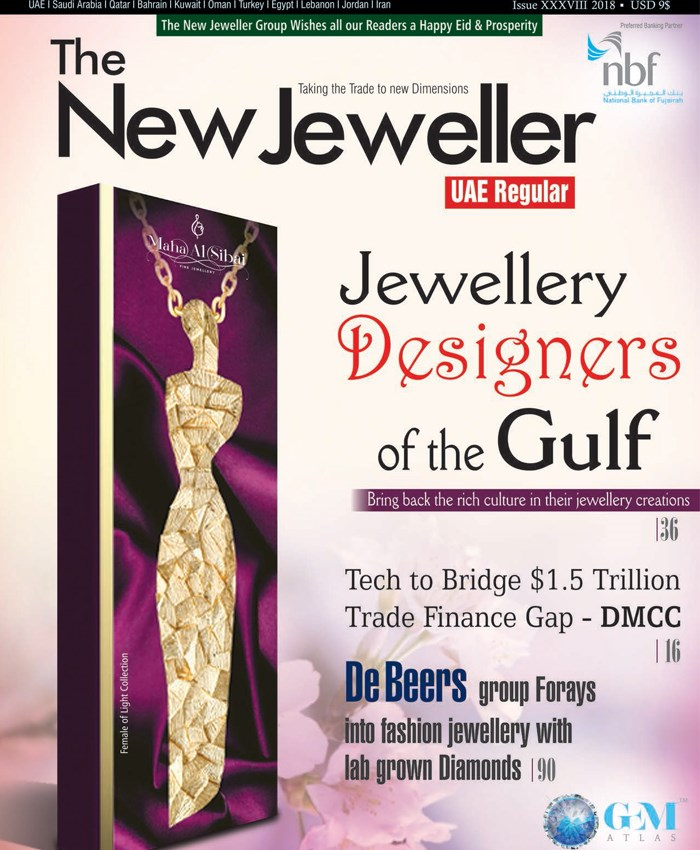 The New Jeweller - Nada G Jewelry
