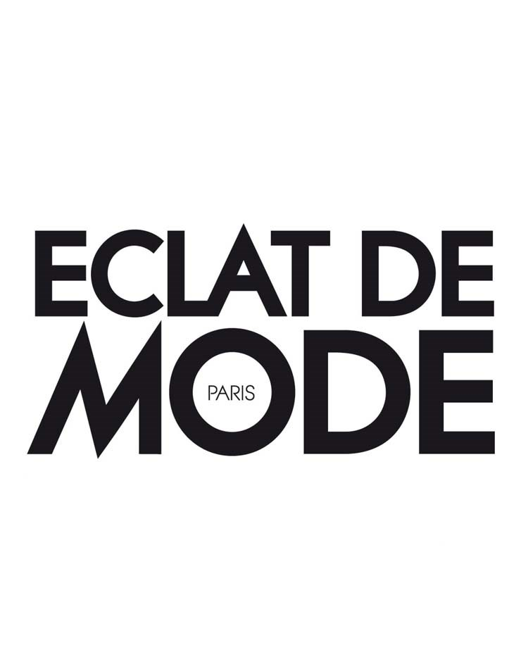 Nada G™ in Paris for 'GOLD by Eclat de Mode'.