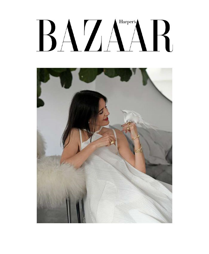 Flair Magazine: Nada Ghazal